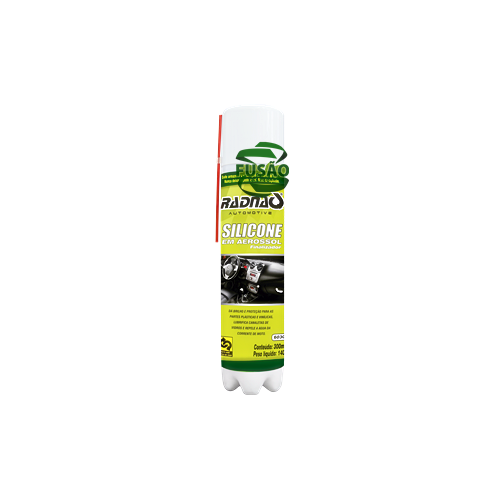 Silicone Spray Painel 300 Ml, - Sku: Rad6030